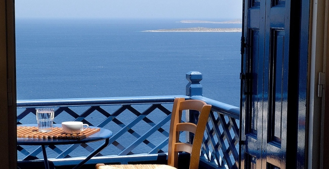 Astypalaia island Oltre Mare