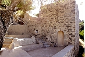 Nisyros island houses - Melanopetra guesthouse