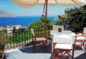 Symi location appartement - Panorama Thea