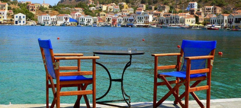 Holiday houses, villas, apartments, studios <span>Dodecanese islands Greece</span>